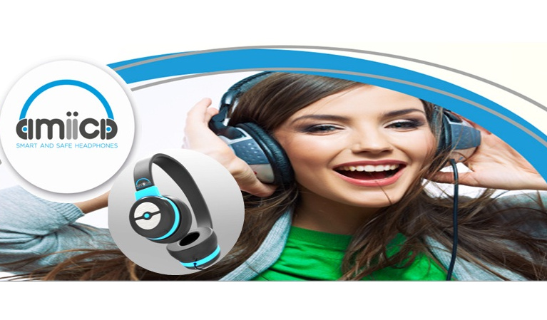 AMIICA the smart and safe headphones